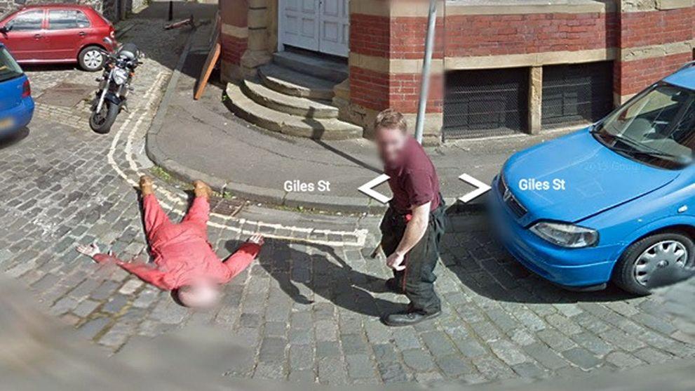 Resuelven un asesinato gracias a Google Street View