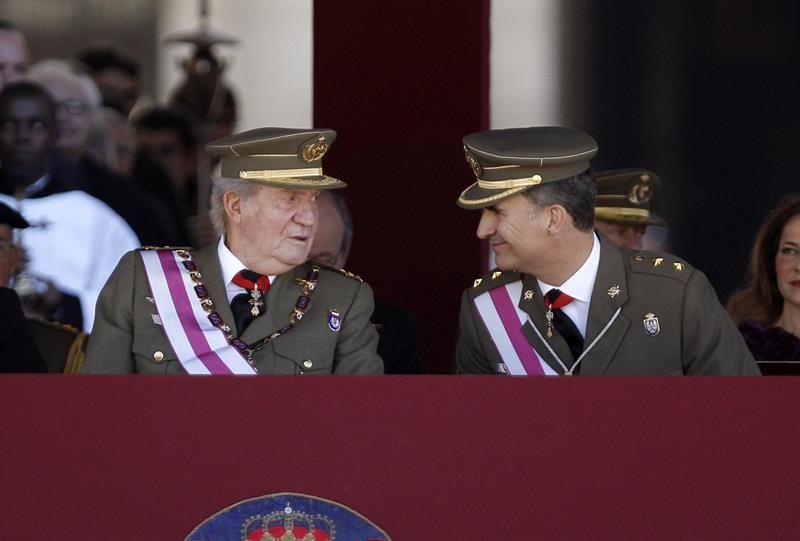 Incertidumbre por la inmunidad del rey de España luego de su abdicación