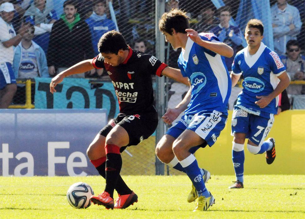 Atlético de Rafaela ganó, rubricó su permanencia y mandó a Colón a la B