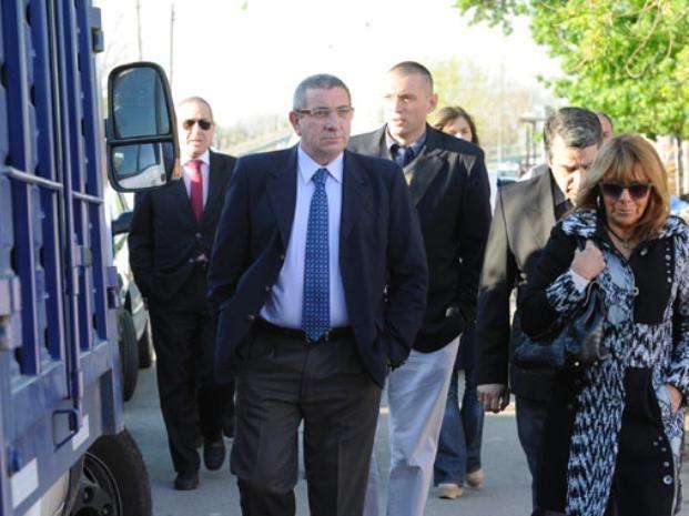 Habló el juez amenazado por narcos: Estoy preocupado por mi integridad física