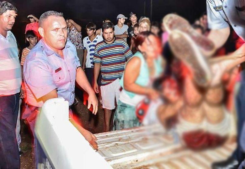Vecinos lincharon a un joven para vengar la muerte de otro en Misiones