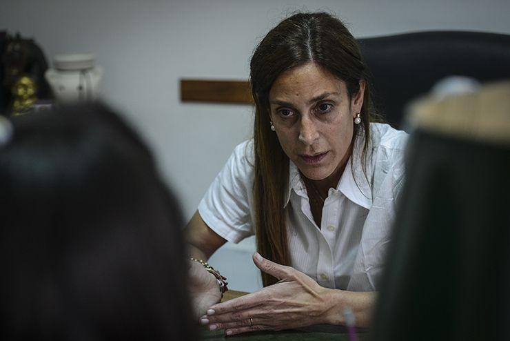 ¿Quién es la abogada del maquinista Marcos Córdoba?