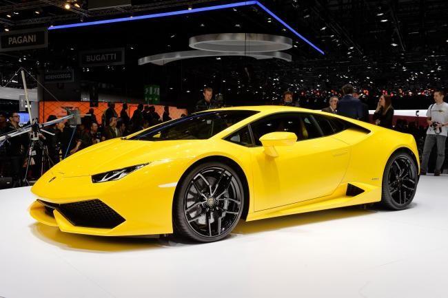 Lamborghini Huracan LP 610-4, el heredero
