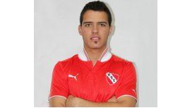 Alexis Zárate, jugador de Independiente