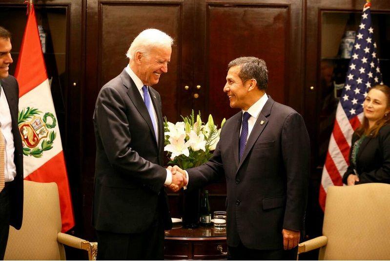 Biden se reúne con varios presidentes de la región por la crisis en Venezuela
