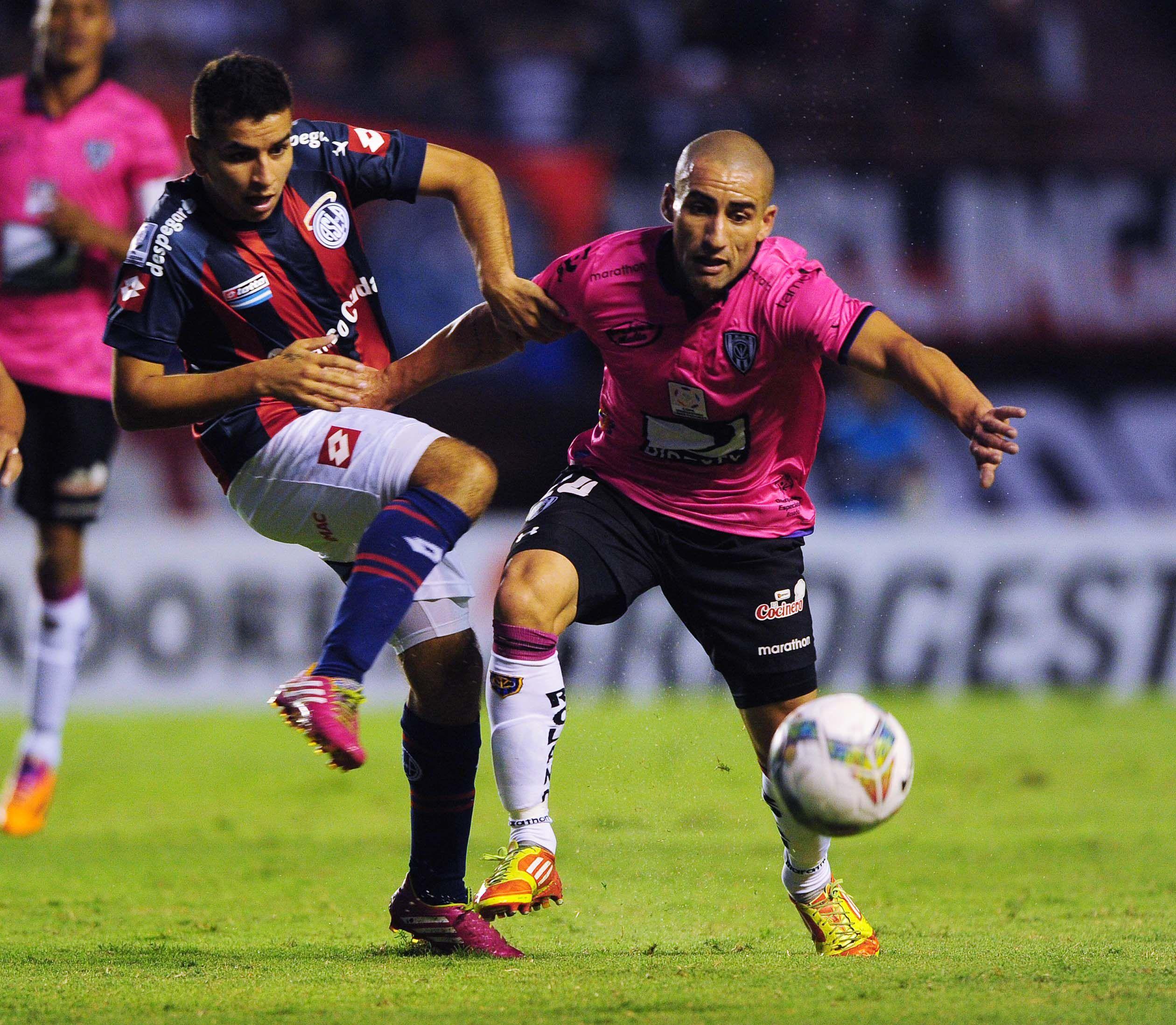 San Lorenzo sufrió pero logró sumar su primer triunfo en la Copa Libertadores