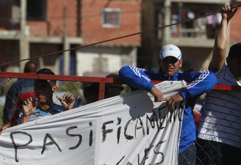 Quién es Marcelo Chancalay, el puntero al que señalan como instigador de la toma en Villa Lugano