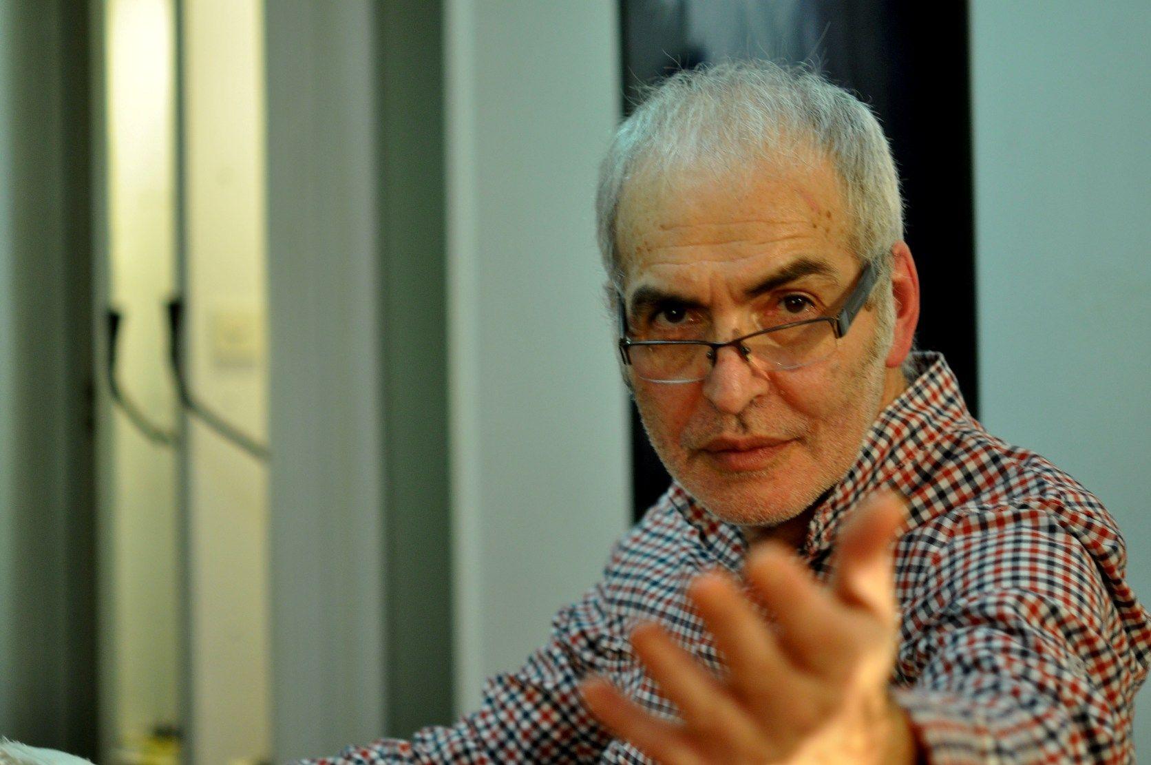 Falleció a los 67 años el cineasta Jorge Polaco
