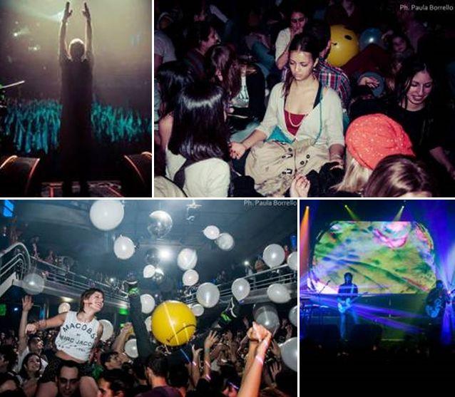 Nueva tendencia: Yoga Rave, la fiesta electrónica libre de drogas y alcohol