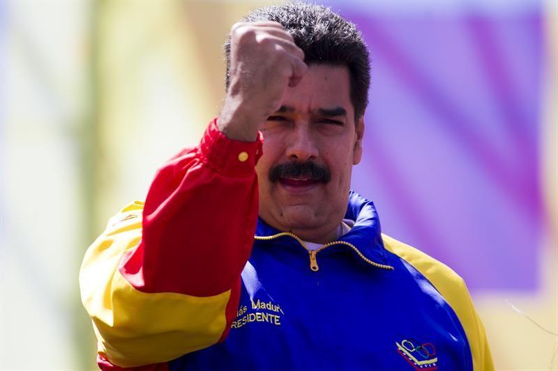 Maduro: Nadie de afuera va a tener injerencia en Venezuela