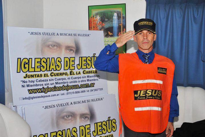 Habló el líder de Ejército de Dios: Soy un profeta, esto no es una secta