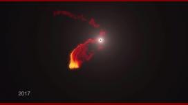 Los agujeros negros podrían convertirse en agujeros blancos al explotar