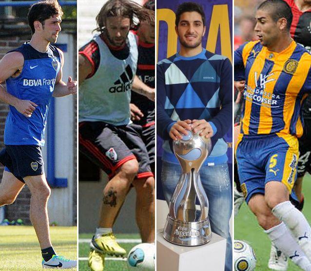 Todo el mercado de pases 2014 del fútbol argentino