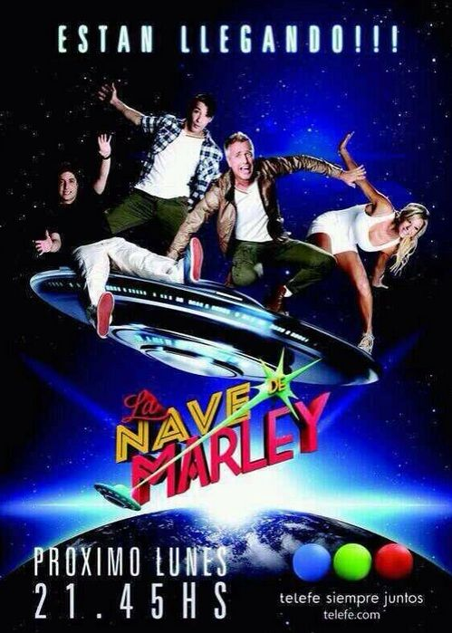 ¿Cómo será el debut del programa La nave de Marley?
