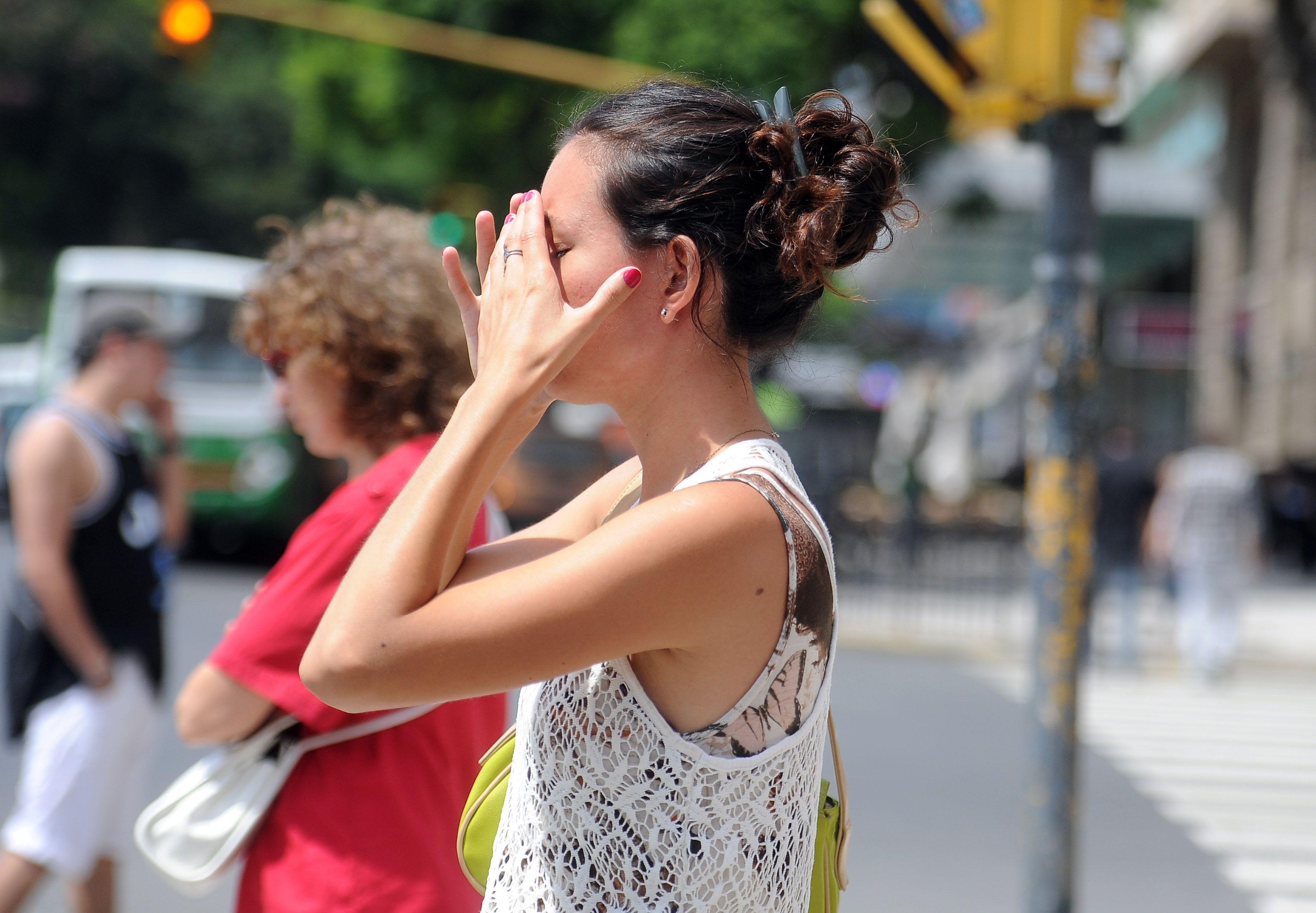El calor no da tregua y siguen las altas temperaturas en casi todo el país