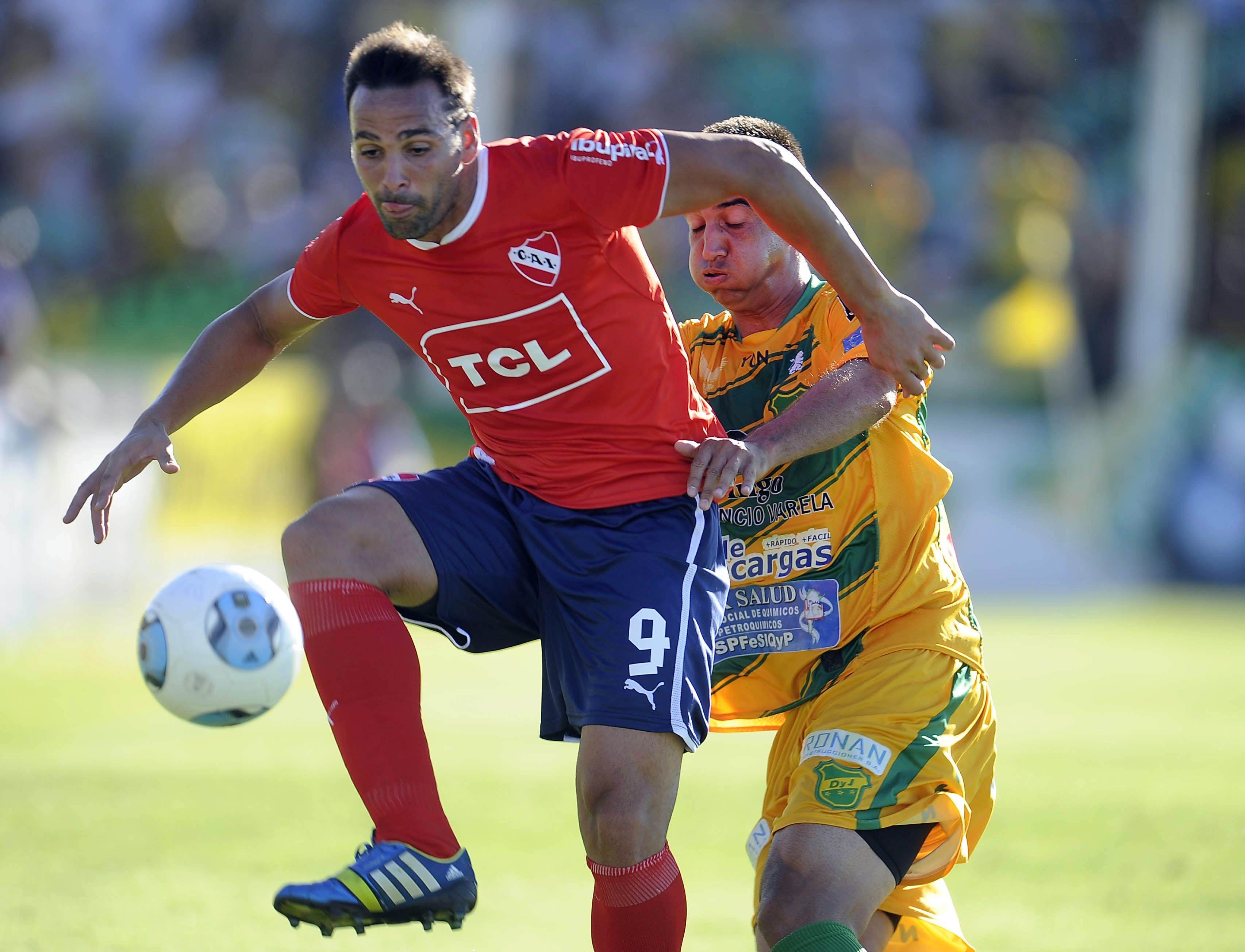 Independiente rescató un empate ante Defensa y Justicia