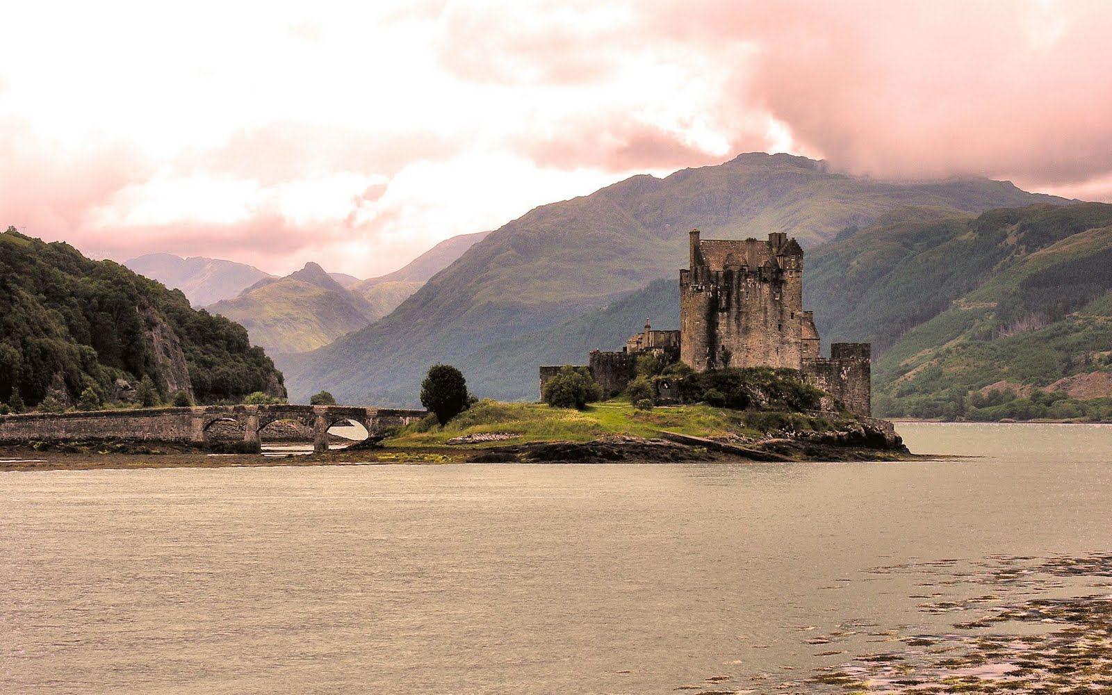 Los diez castillos más famosos del cine