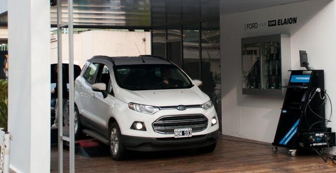 Ford realizará controles de autos en el Hipódromo de Palermo