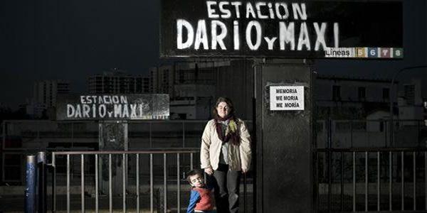 La Estación Avellaneda se llamará oficialmente Darío Santillán y Maximiliano Kosteki