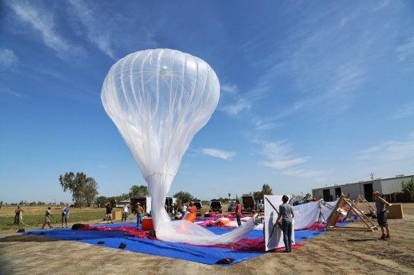Proyecto Loon: Google quiere un planeta totalmente conectado