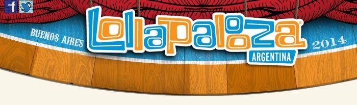Ya está la grilla argentina del festival Lollapalooza 2014