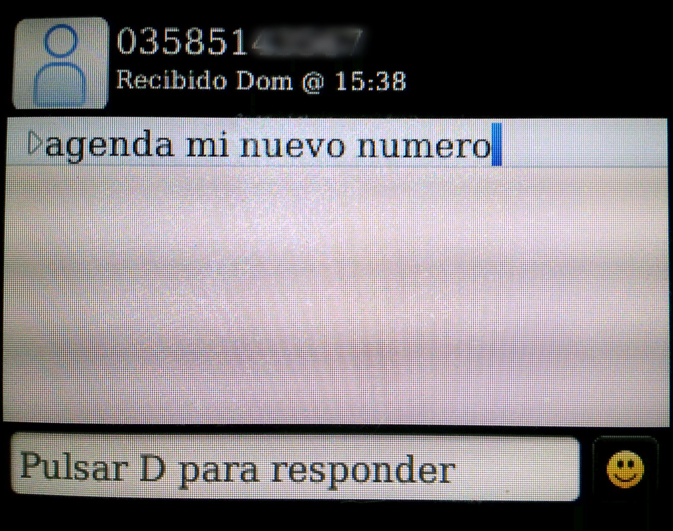 Alerta entre los usuarios de celulares por un SMS: Agendá mi nuevo número