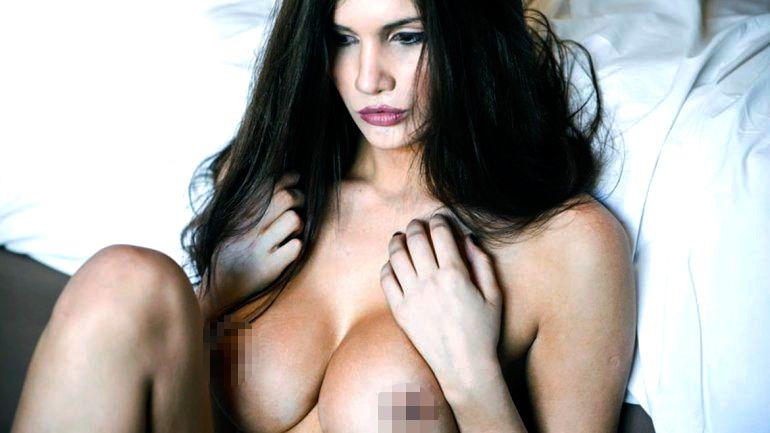 Las infartantes imágenes de Magalí Mora, la supuesta amante hot de Leo Fariña