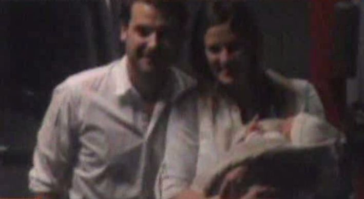 Peter y Paula ya están en su casa con Olivia