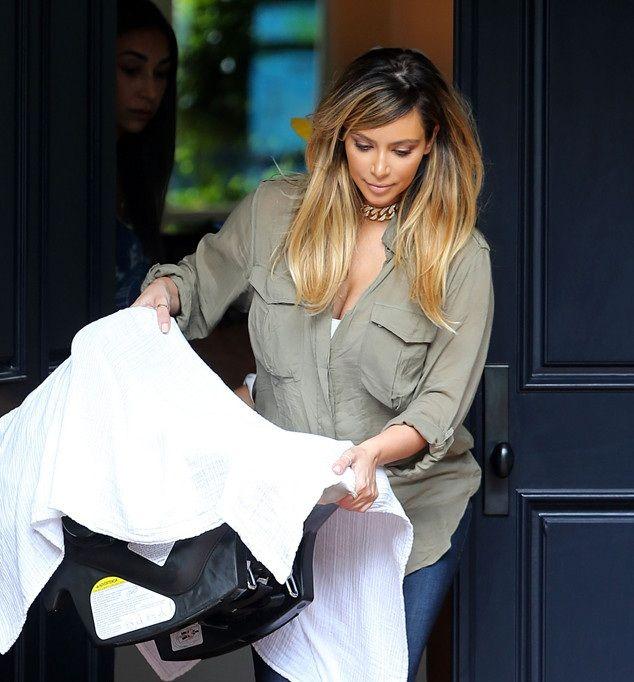 Kardashian rubia