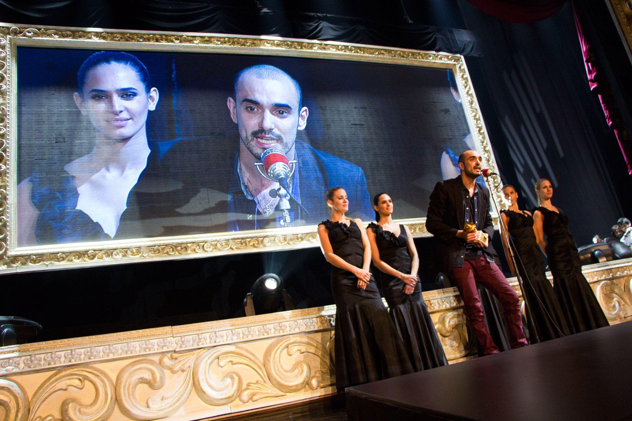 Todos los ganadores de los Premios Carlos Gardel 2013