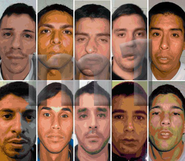 Estos son los 13 delincuentes prófugos del penal de Ezeiza