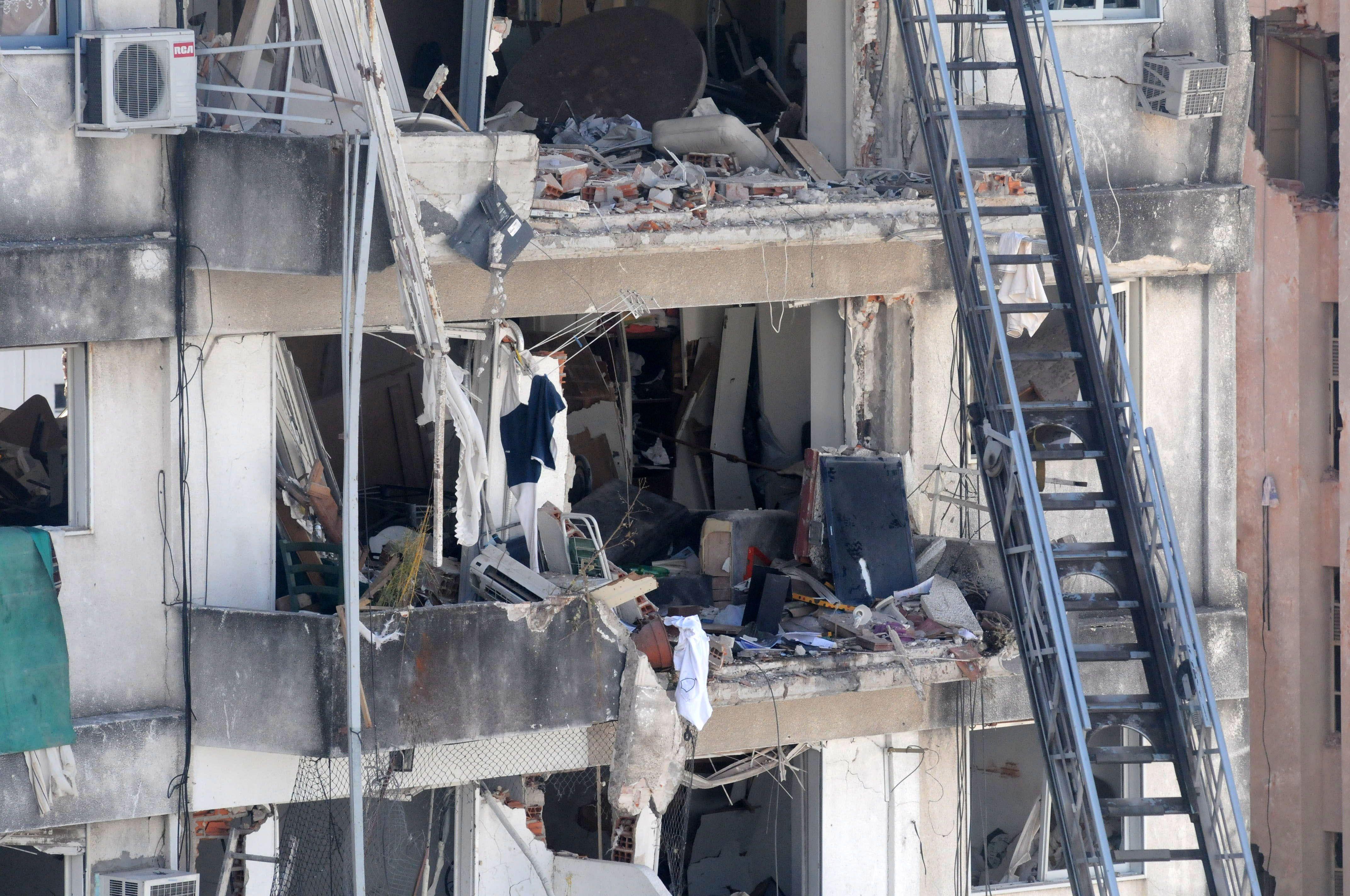 Detienen al gasista que trabajaba en el edificio de la explosión