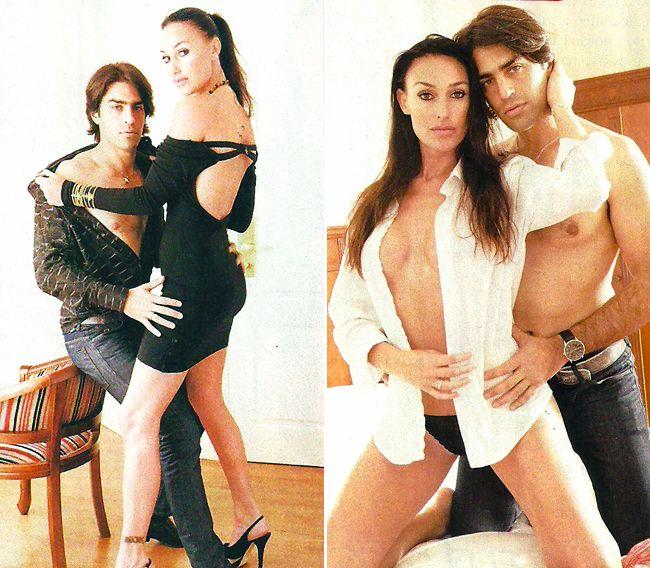 Alejandro Cupitó y su novia levantan la temperatura: Tenemos chat hot