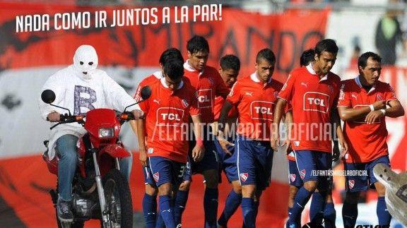 Los afiches con las cargadas a Independiente por el descenso