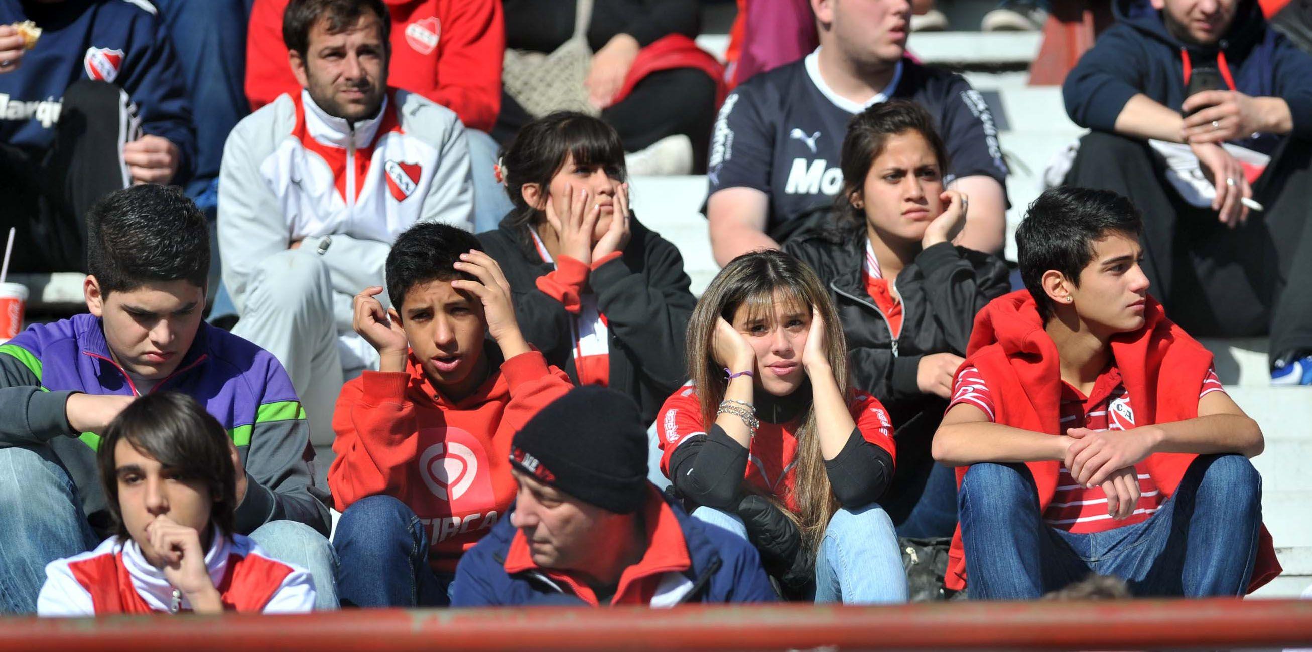 Independiente busca el milagro frente a San Lorenzo