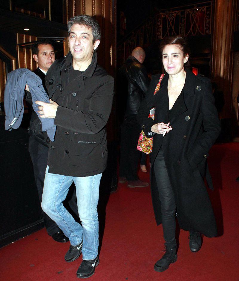 Ricardo-Darin y Valeria Bertuchelli