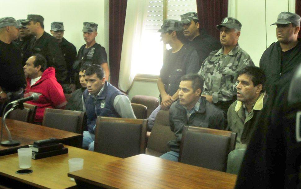 Redujeron la pena de prisión perpetua a los condenados por el caso Piparo