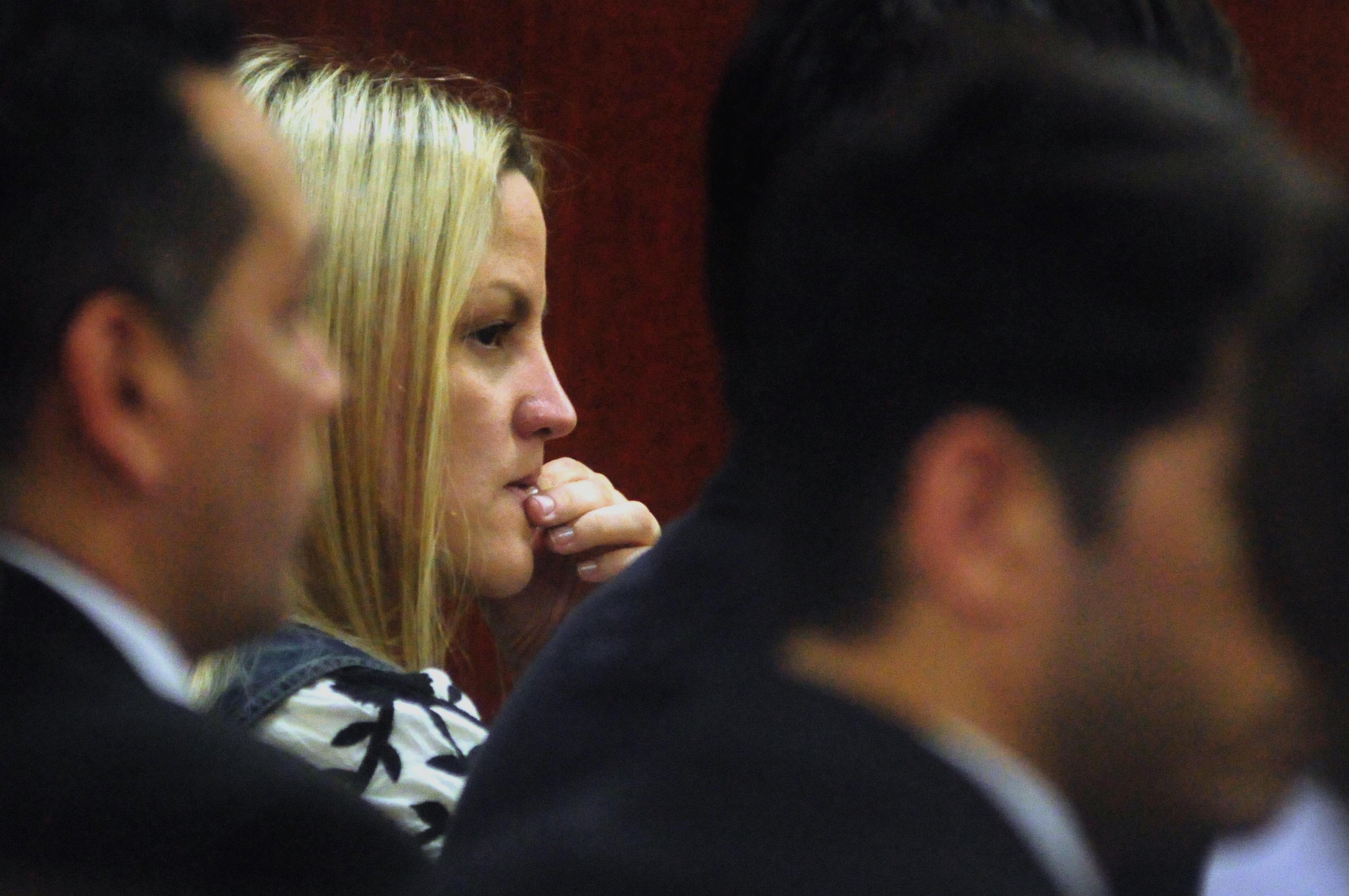 Carolina Piparo: Sabía que Burgos iba a volver a delinquir