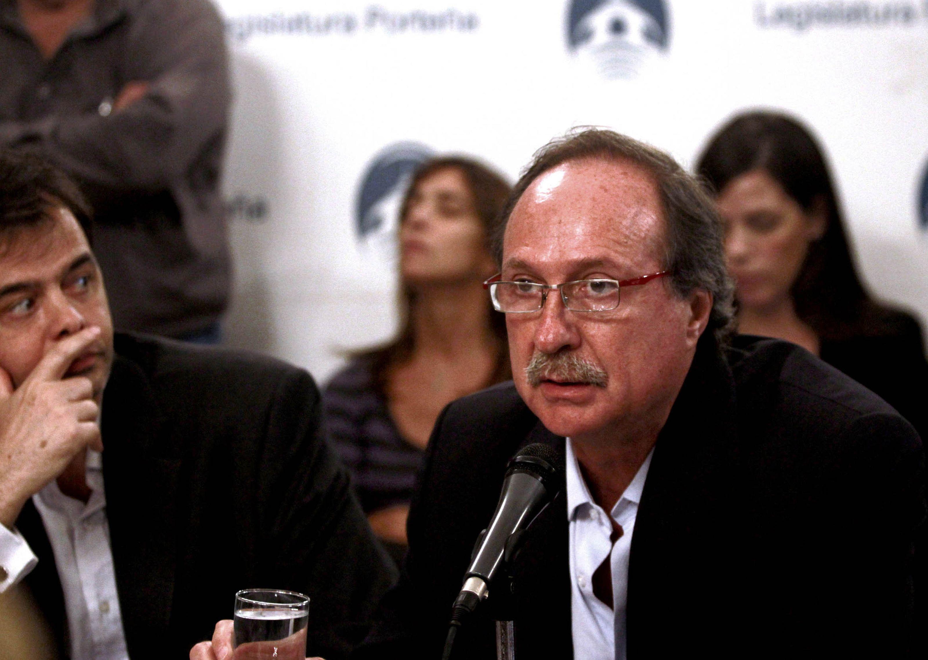 Daniel Chaín va a la Legislatura por la represión en el Borda