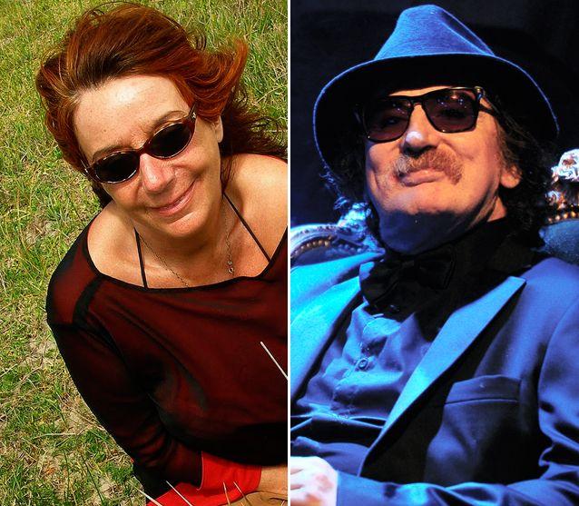 Ludovica Squirru confesó que tuvo algo con Charly García