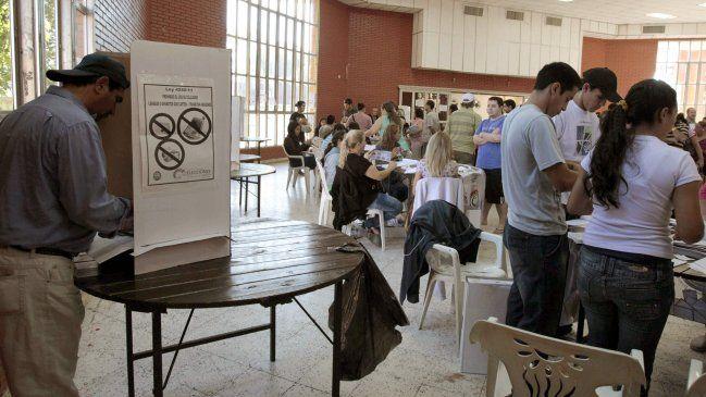 Frustran un atentado político en plenas elecciones paraguayas