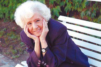 Murió a los 90 años la actriz Carmen Vallejo