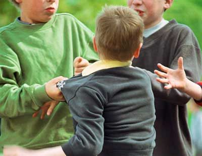Un chico de 13 años es víctima de bullying por ser vegetariano