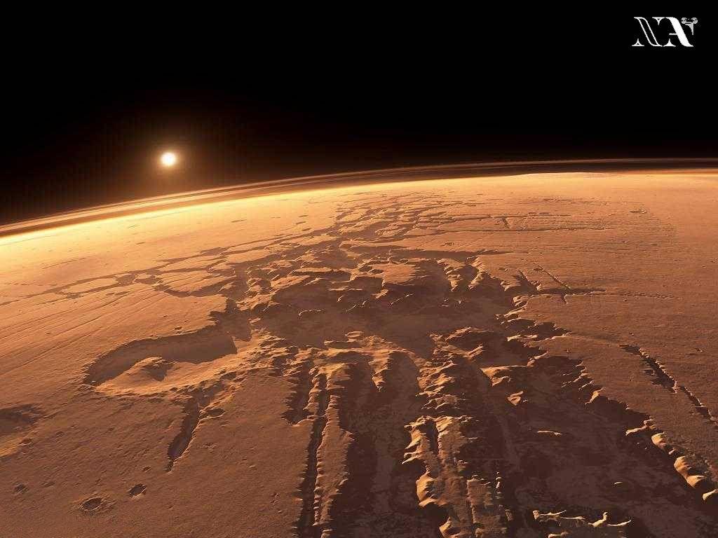 Anuncian que los viajes tripulados a Marte podrían ser posibles