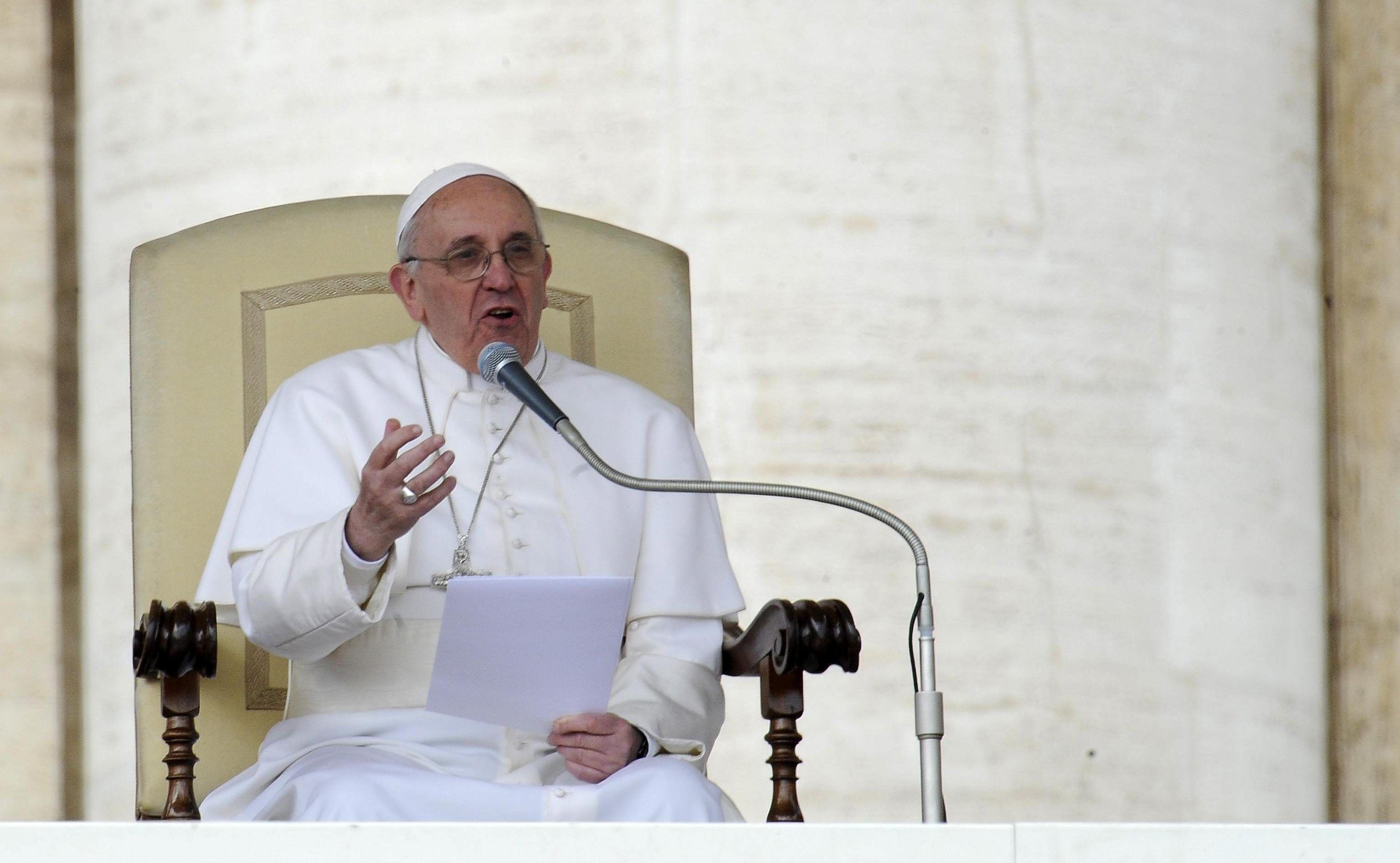 El papa Francisco recibió al arzobispo de La Plata