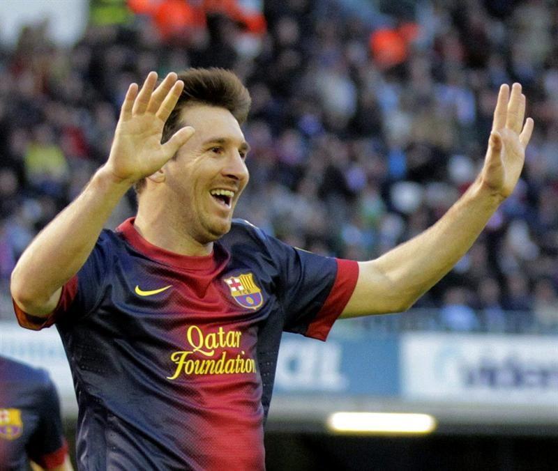 Messi Le Marcó Al Celta Y Sigue Rompiendo Records
