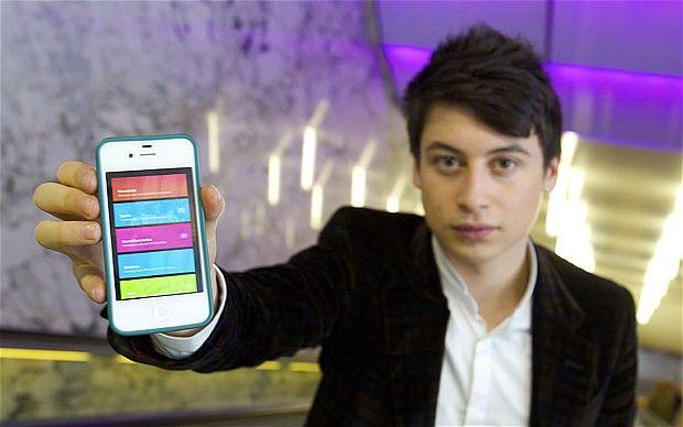 Un adolescente vende su aplicación a Yahoo! por una suma millonaria