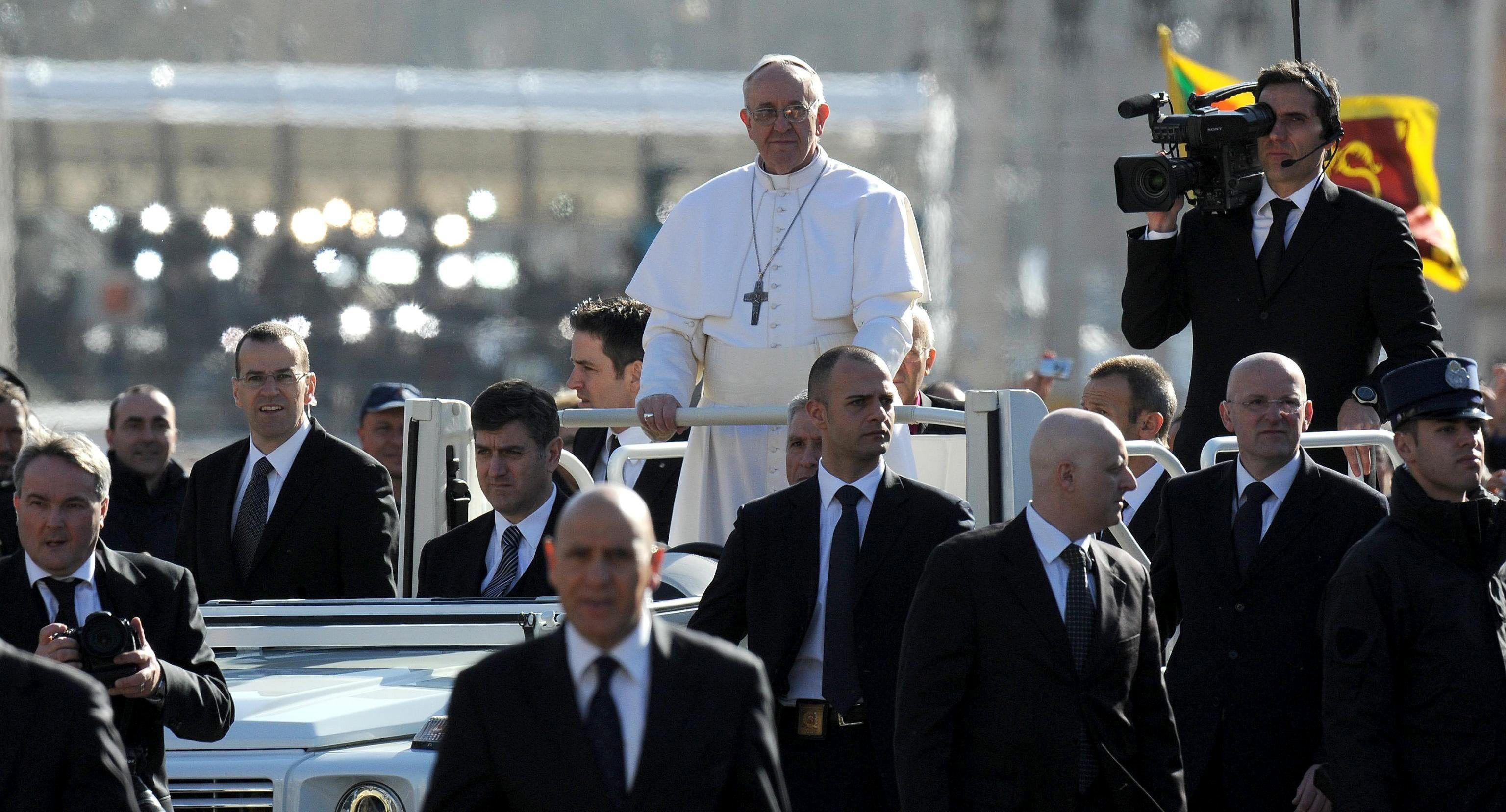 Habló el canillita que le vendía el diario a Jorge Bergoglio