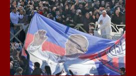 ¿Qué dijo el Papa después de la consagración?