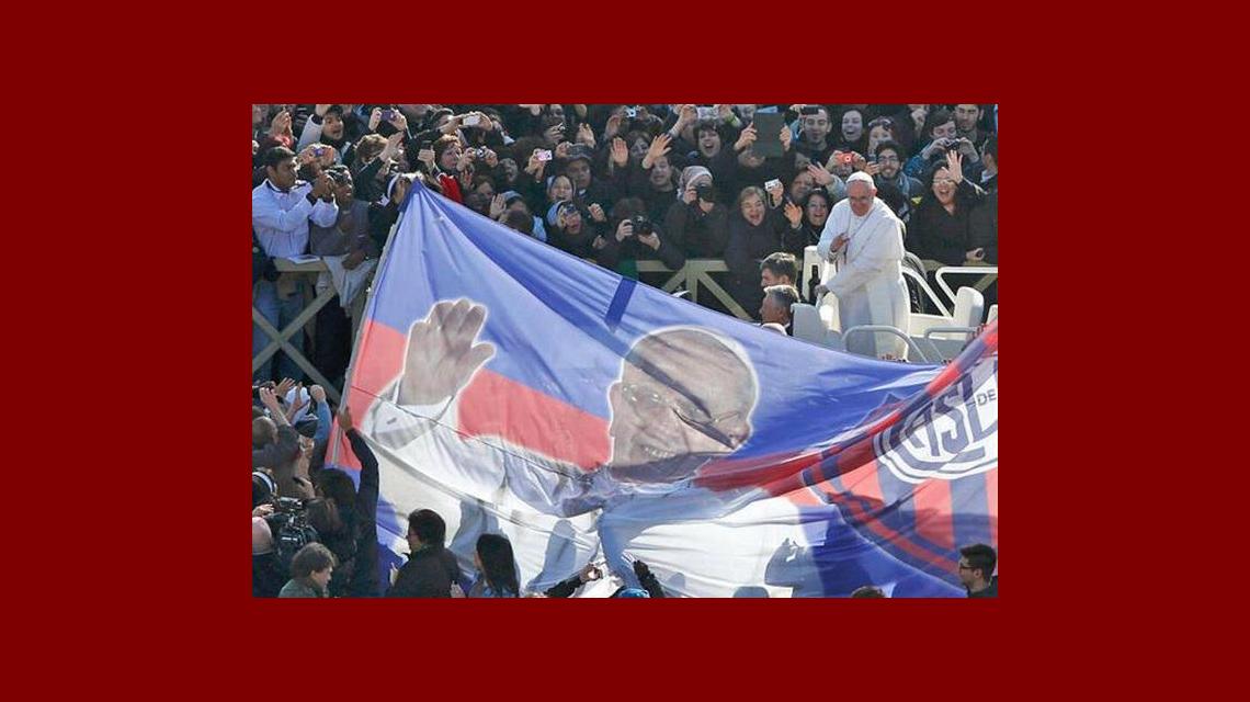 ¿Qué dijo el Papa cuando se enteró que San Lorenzo salió campeón?